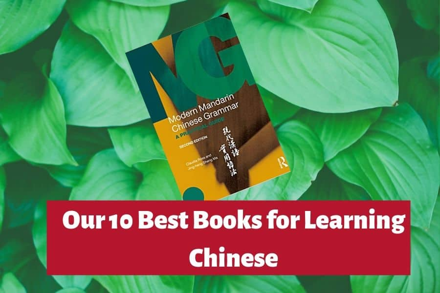 Our 10 best books for learning Chinese