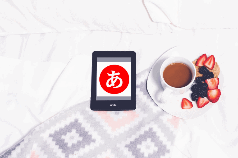 How to Find Japanese Content Kindle