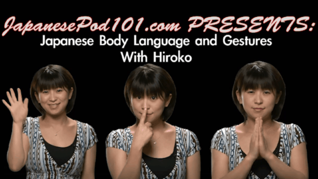 JapanesePod101-review-video-lesson-body-language