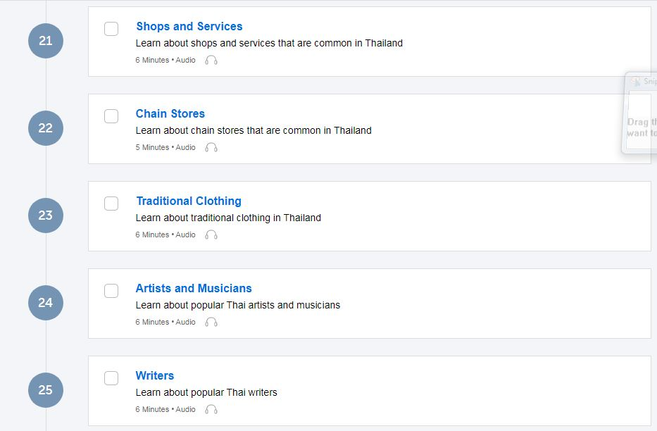 ThaiPod101-review-lesson-library-culture-class