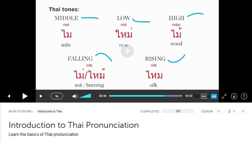 ThaiPod101-review-pronunciation-lesson