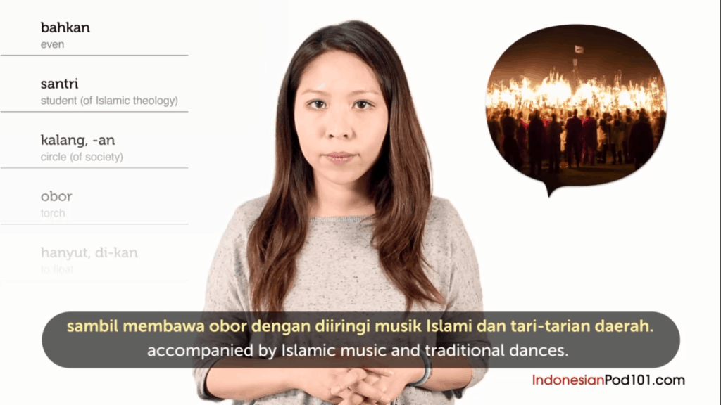 IndonesianPod101-Review-Level-5-Culture-Lesson