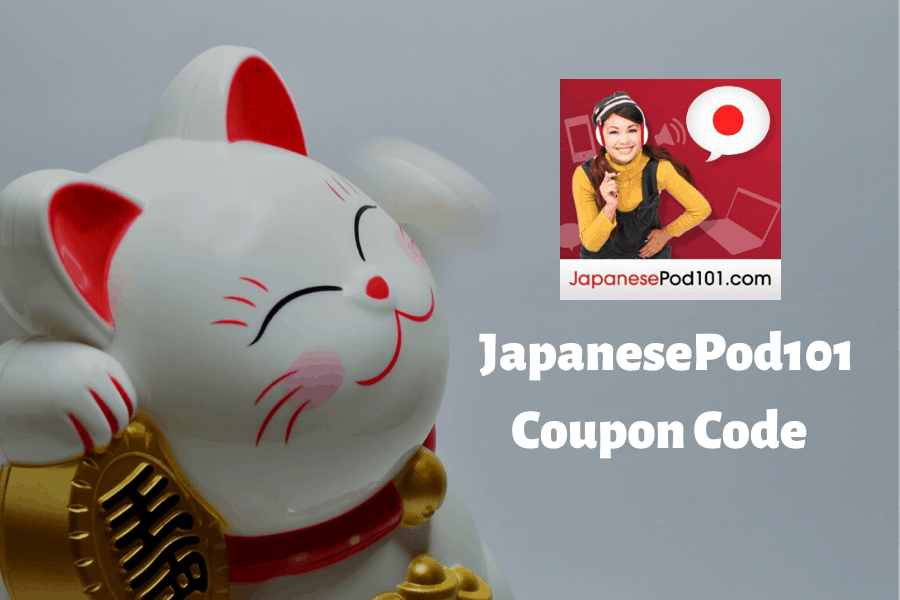 JapanesePod101 Coupon Code 2020