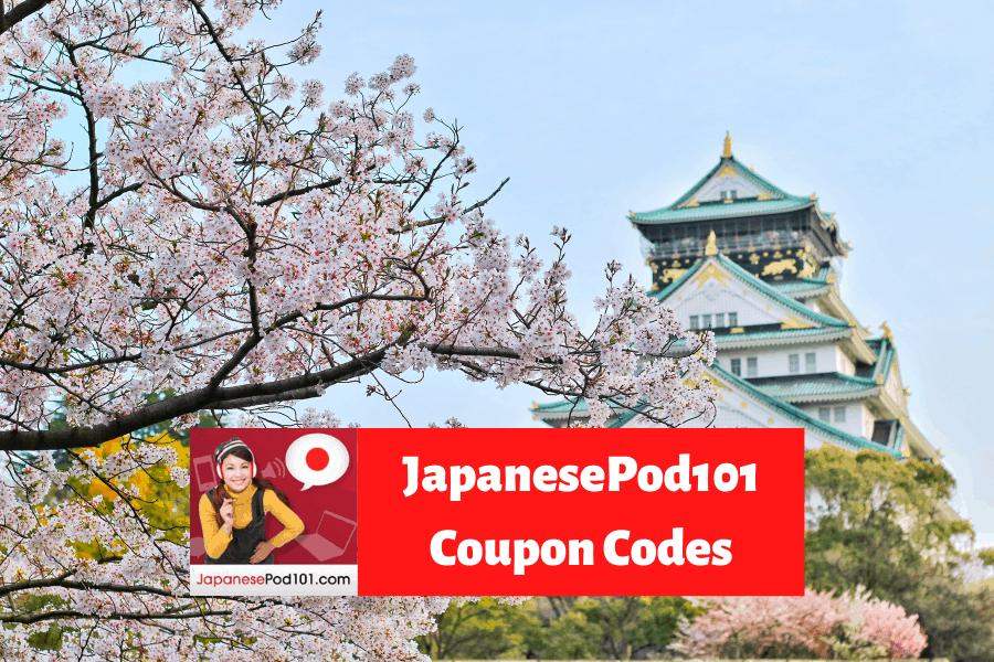 JapanesePod101 Coupon Codes