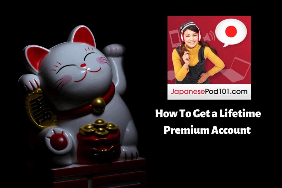 JapanesePod101 Lifetime Premium Account