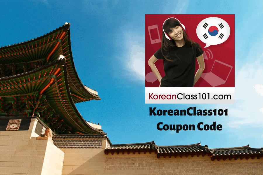 KoreanClass101 Coupon Code