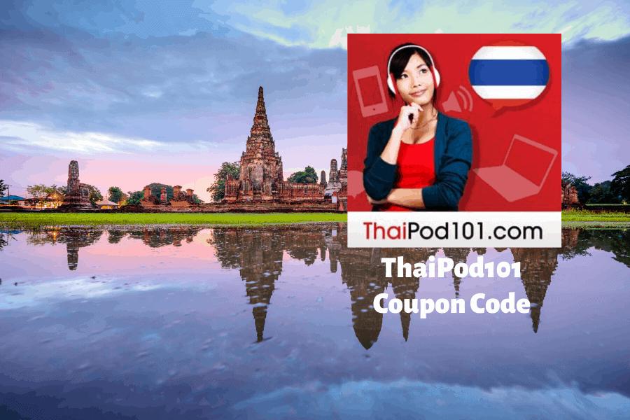 ThaiPod101 Coupon Code