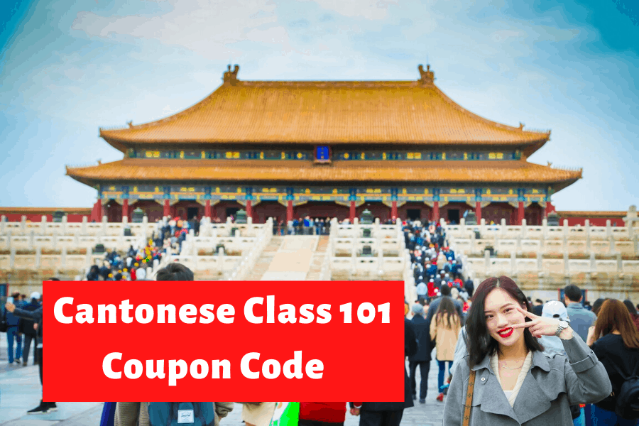 CantoneseClass101 Discount Code