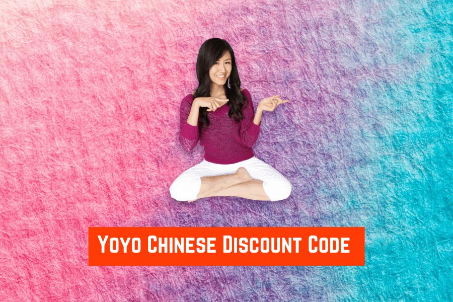 Yoyo Chinese Discount Code