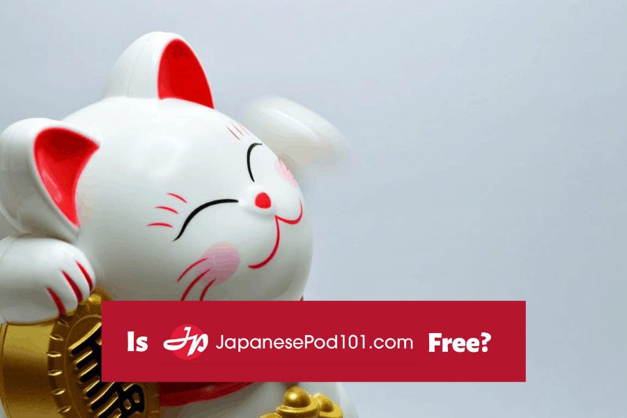 Is JapanesePod101 Free