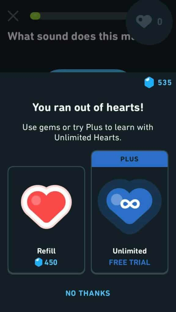 Duolingo-Chinese-Review-No-Hearts