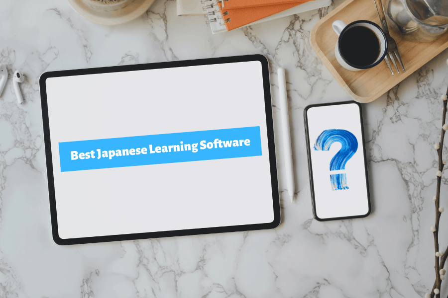 Best Japanese Learning Software