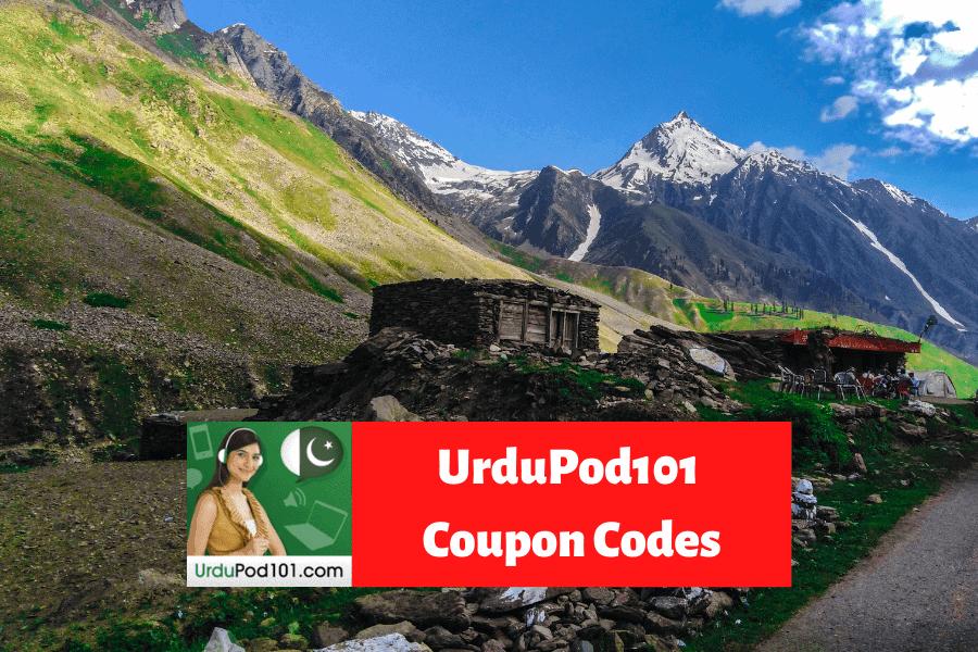 UrduPod101 Coupon Codes
