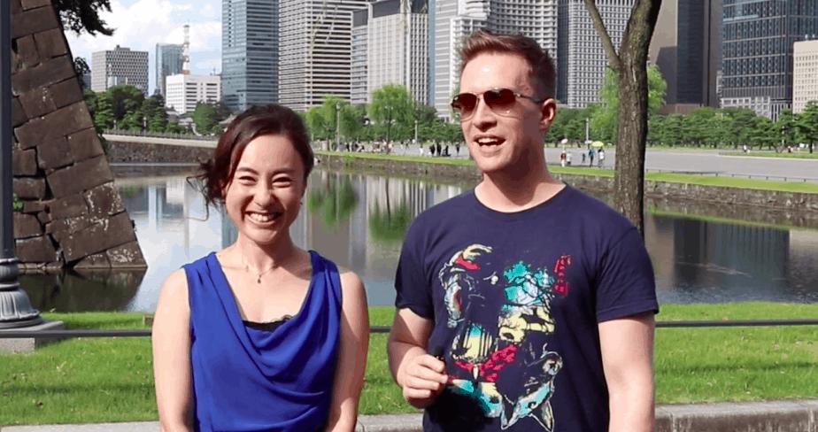 Japanese Uncovered Olly and Ai Sensei