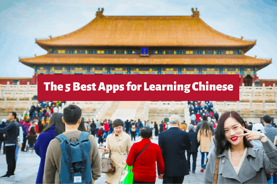 The 5 Best Apps for Learning Chinese (1)